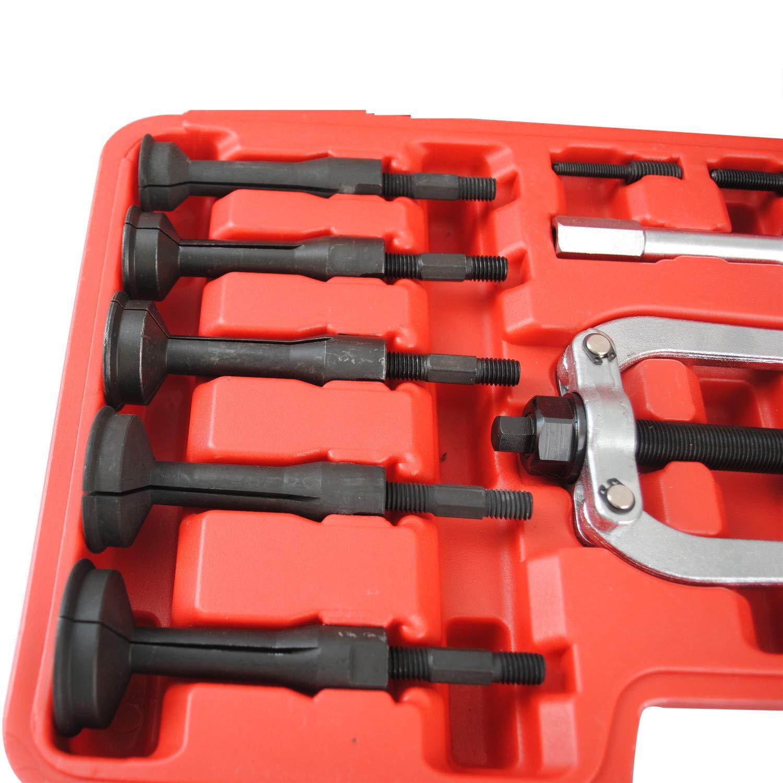 CCLIFE 16pcs Extractores de rodamientos