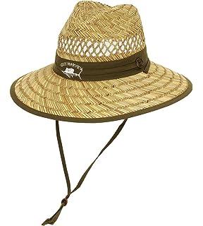 1632e963b4810 Sun  N  Sand - Guy Harvey Unisex Sun Hat With Logo Patch   Camo ...