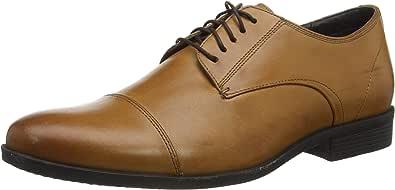 Hush Puppies Ollie, Zapatos de Cordones Derby Hombre