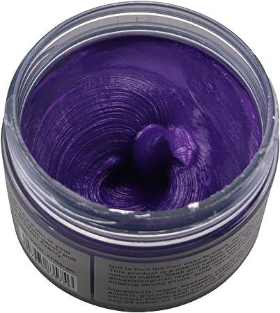jfhrfged Crema para tinte de barro colorante de cera para ...