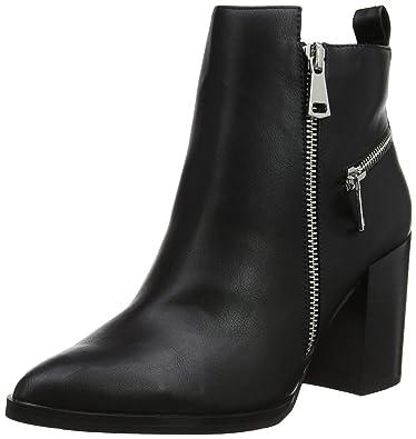 outlet store 6b679 5de18 Buffalo Damen Baltic Pu Leather Stiefeletten