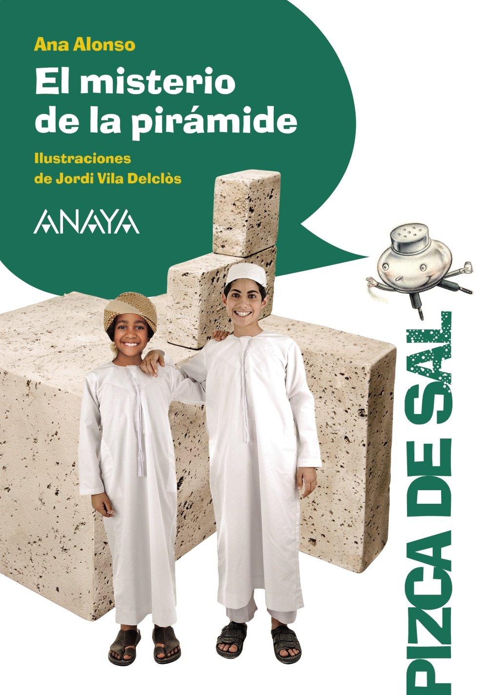 Read Online El misterio de la pirámide (Spanish Edition) PDF
