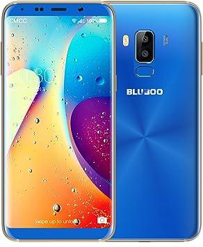 Moviles Libres, Bluboo S8 5.7 Pulgadas 3GB RAM 32GB ROM,3450mAh Bateria,Pantalla Completa 18:9,13MP Camara,Dual Sim,Android 7.0 4G+ Smartphone: Amazon.es: Electrónica