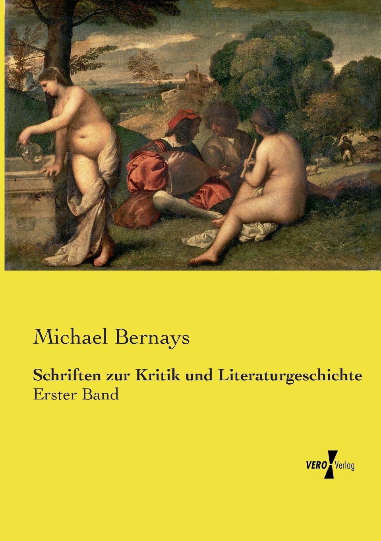 Download Schriften zur Kritik und Literaturgeschichte: Erster Band (Volume 1) (German Edition) pdf
