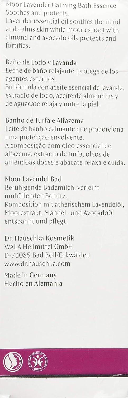 Amazon.com: Dr. Hauschka Cuidado de la piel Moor baño ...