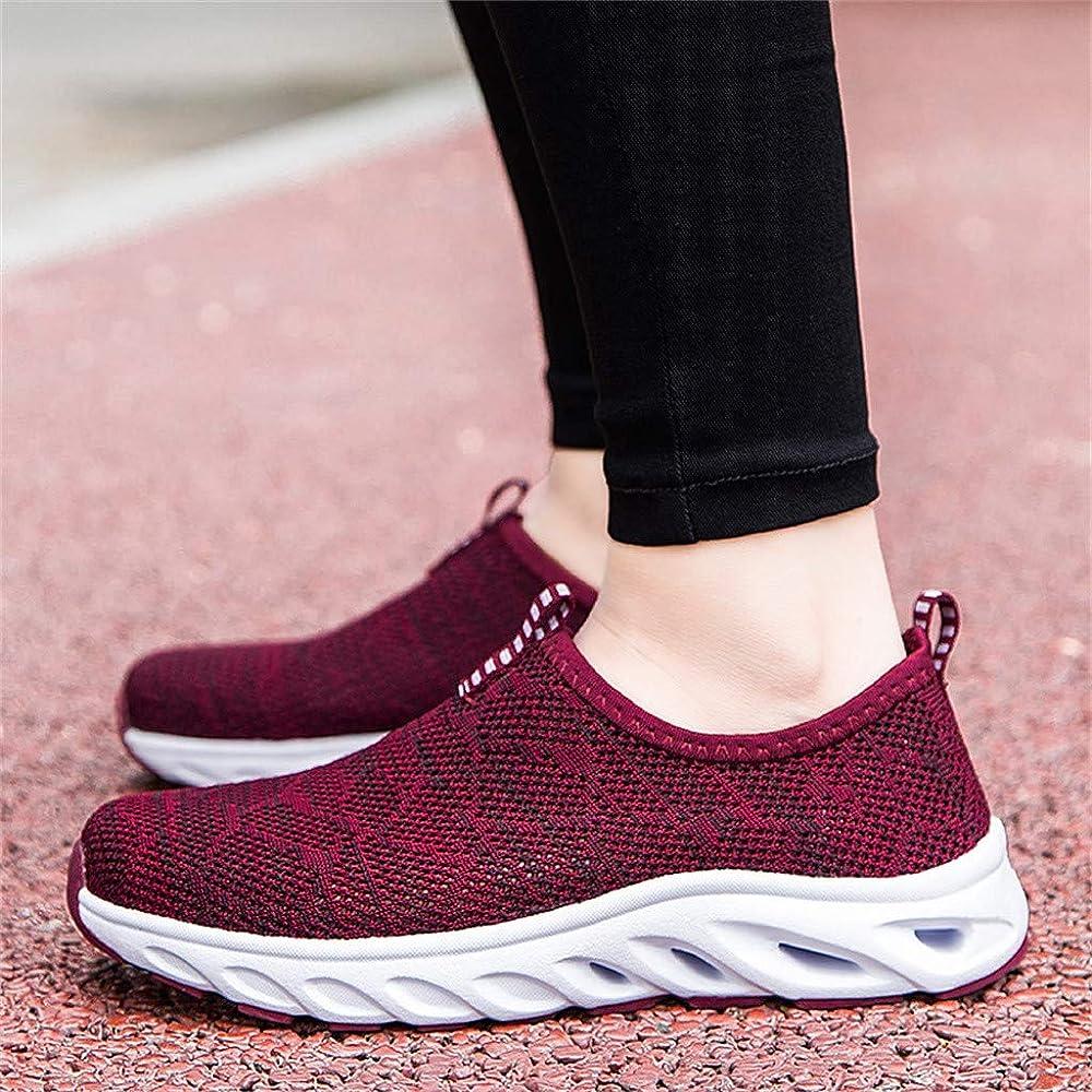 YUTING Zapatos Deporte Mujer Zapatillas Deportivas Correr ...