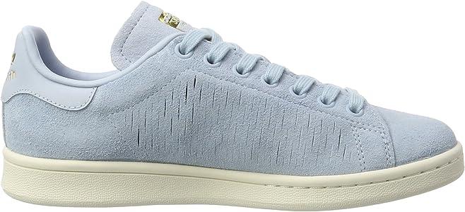 Adidas Trainer Scarpe Stan Smith Easy BlueChalk White Donna