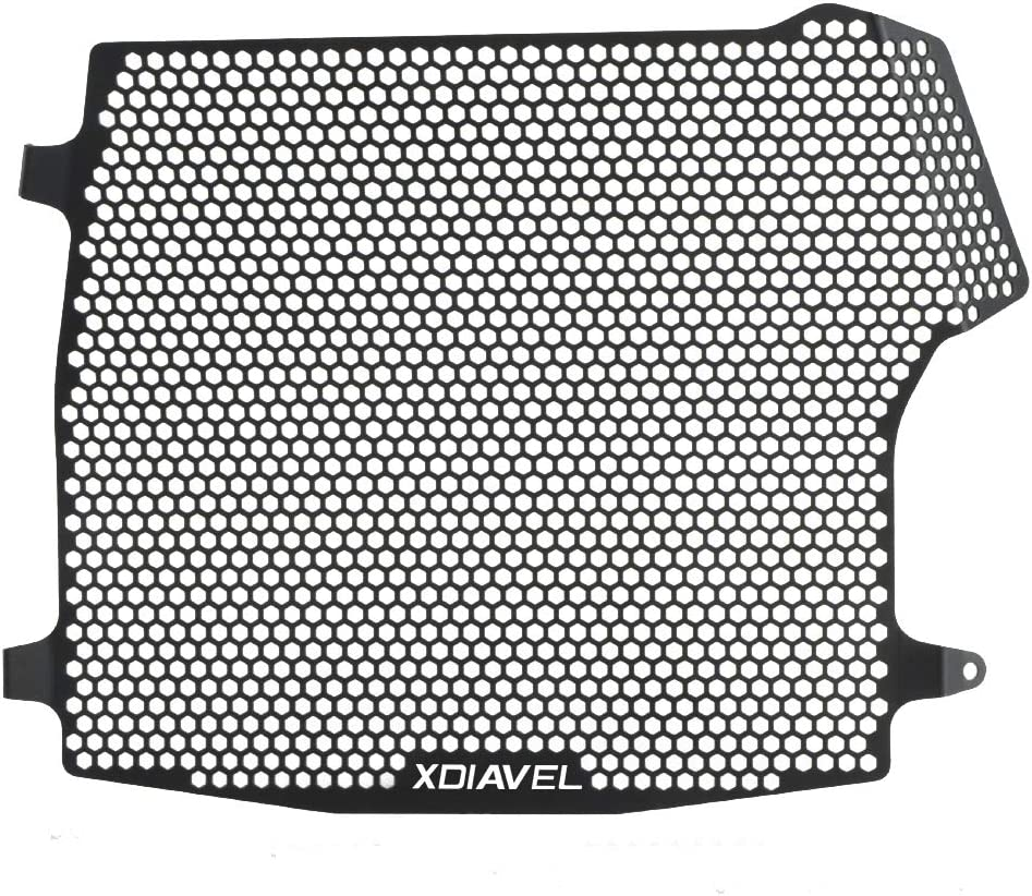 XDiavel Motociclo di Protettiva Copertura della Griglia del Radiatore Lega di Alluminio per Ducati XDiavel 2016-2020 XDiavel S 2016-2020