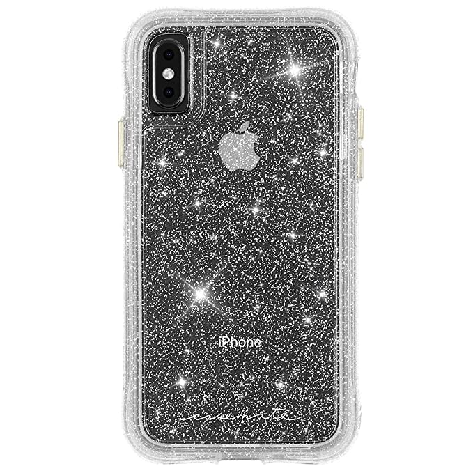 online retailer c8050 3750f Case-Mate - iPhone XS Max Case - PROTECTION COLLECTION - iPhone 6.5 - Sheer  Crystal - Clear