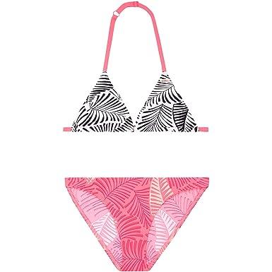 168f3d002e48 O'Neill Pg Oceano Bikini, Niñas: Amazon.es: Ropa y accesorios