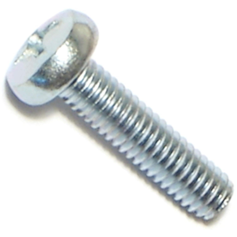 Piece-50 4mm-0.70 x 30mm Hard-to-Find Fastener 014973280017 Phillips Pan Head Machine Screws