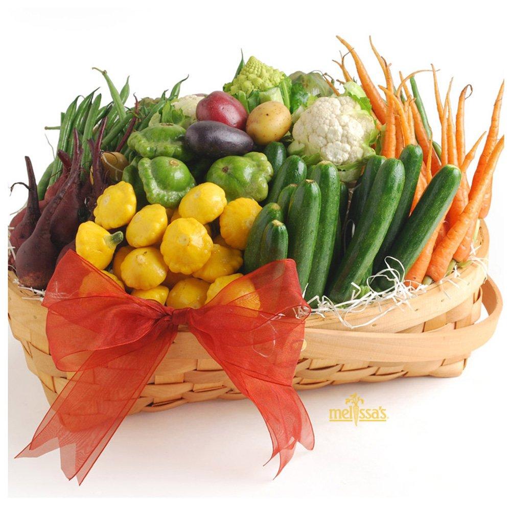 Baby Vegetables Basket