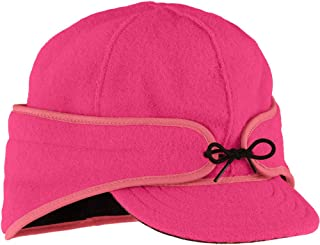product image for Stormy Kromer Mens Rancher Blaze Pink Cap - 7