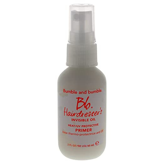 2. Bumble and Bumble Hairdresser's Invisible Oil Primer for Unisex - Best Frizz Control Shampoo for Static Hair