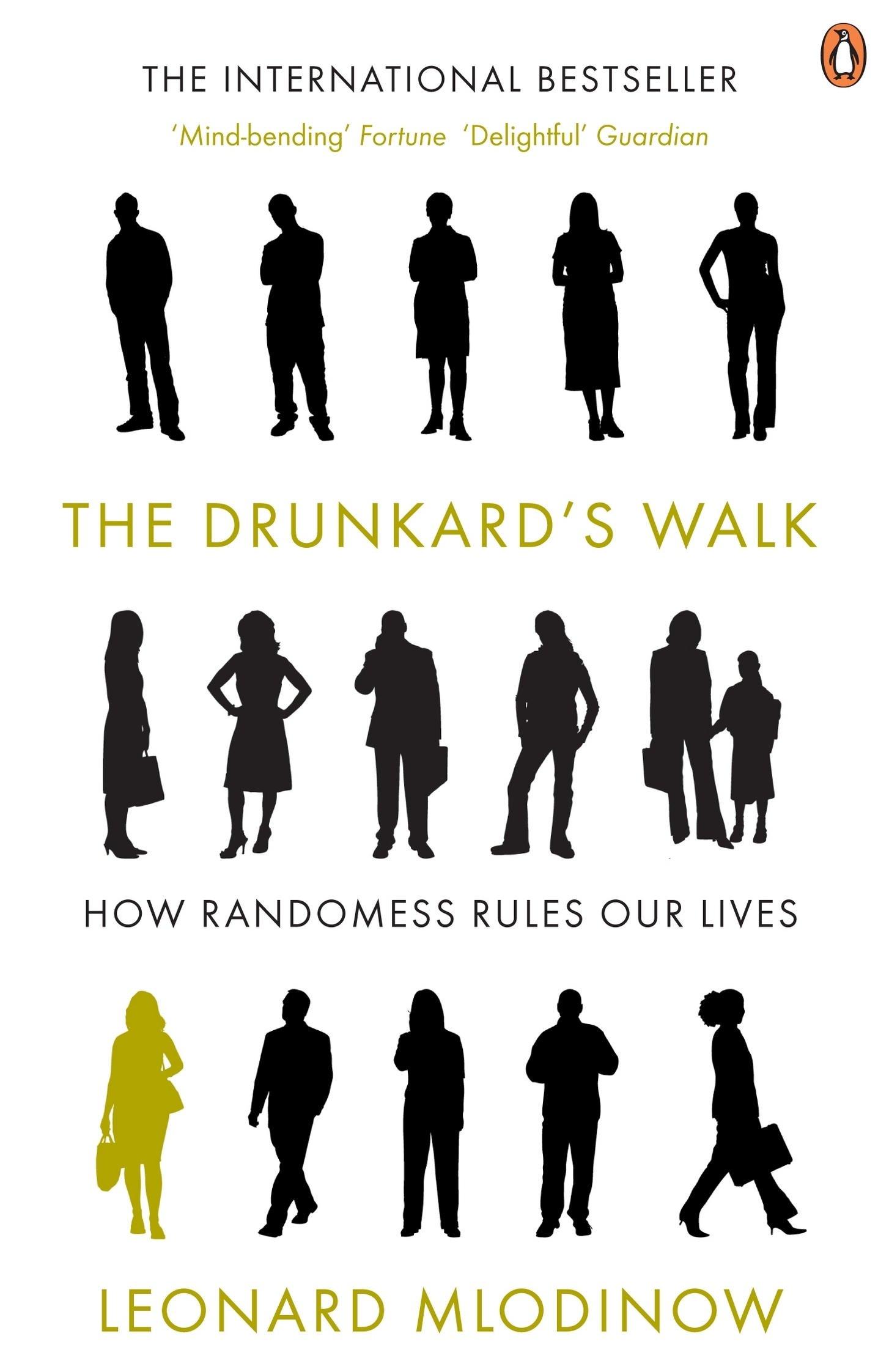The Drunkard/'s Walk How Randomness Rules Our Lives-Leonard Mlodinow