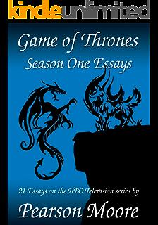 game of thrones season one essays illustrated edition kindle game of thrones season one essays