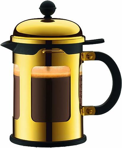 Bodum Chambord 4-Cup French Press Coffee Maker