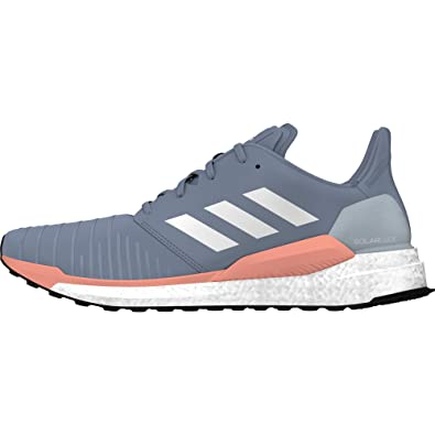 free shipping 74305 690fd adidas Womens Solar Boost W Trail Running Shoes, Grey (GrinatFtwblaCortiz