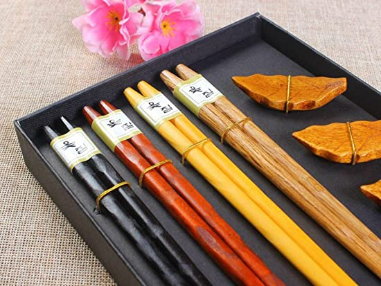 DineAsia Beech Wood Chopsticks Review