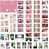 Solider New KPOP BTS Love Yourself Answer Album Paper Photo Cards Autograph Photocard(H01)
