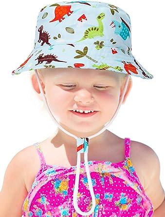 BABY GIRL BUCKET SUN HAT WIDE BRIM PINK COTTON HEARTS GIRLS NEWBORN 0-6 MONTHS