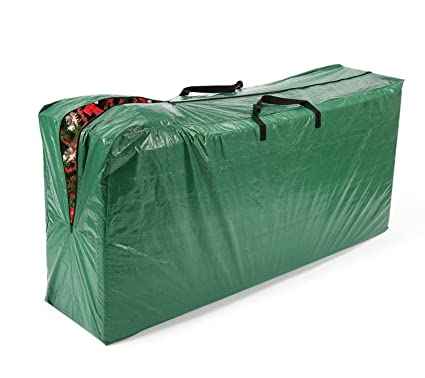 vencer green extra large christmas tree bag for 9 foot tree holidayvho 006 - Christmas Tree Bags Amazon