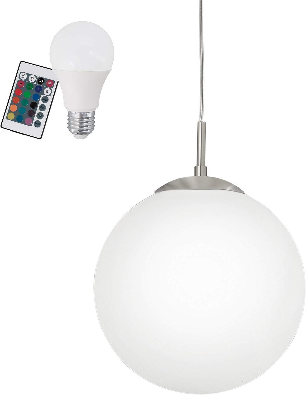 Steh Schreib Tisch Pendel Hänge Decken Lampe Chrom Dekor Edelstahl Wohn Zimmer