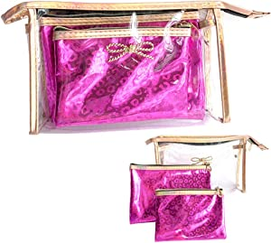 Giveaway: 3-in-1 Portable Cosmetic Bag Travel Or Daily Transparent...