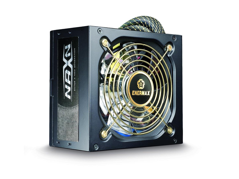 Enermax ENP450AGT - Fuente de alimentación, 450 W, ventilador 12 cm, negro