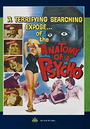 Amazon.com: Anatomy Of A Psycho: Ronnie Burns, Pamela Lincoln ...