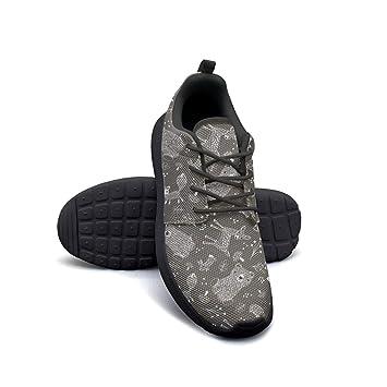 Amazon.com: YSLC - Zapatillas de correr para mujer, ligeras ...