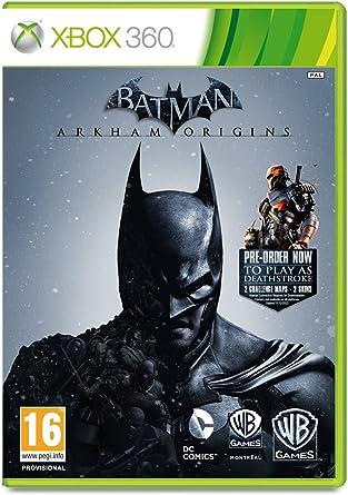 Warner Bros Batman - Juego (Xbox 360, Acción / Aventura, T (Teen ...