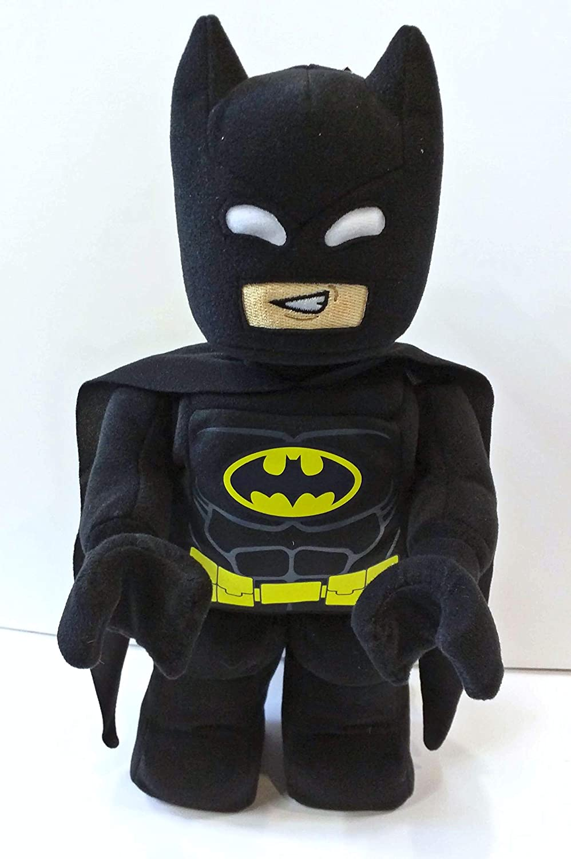 Lego 853652 Batman Minifigure Plush The Lego Batman Movie New