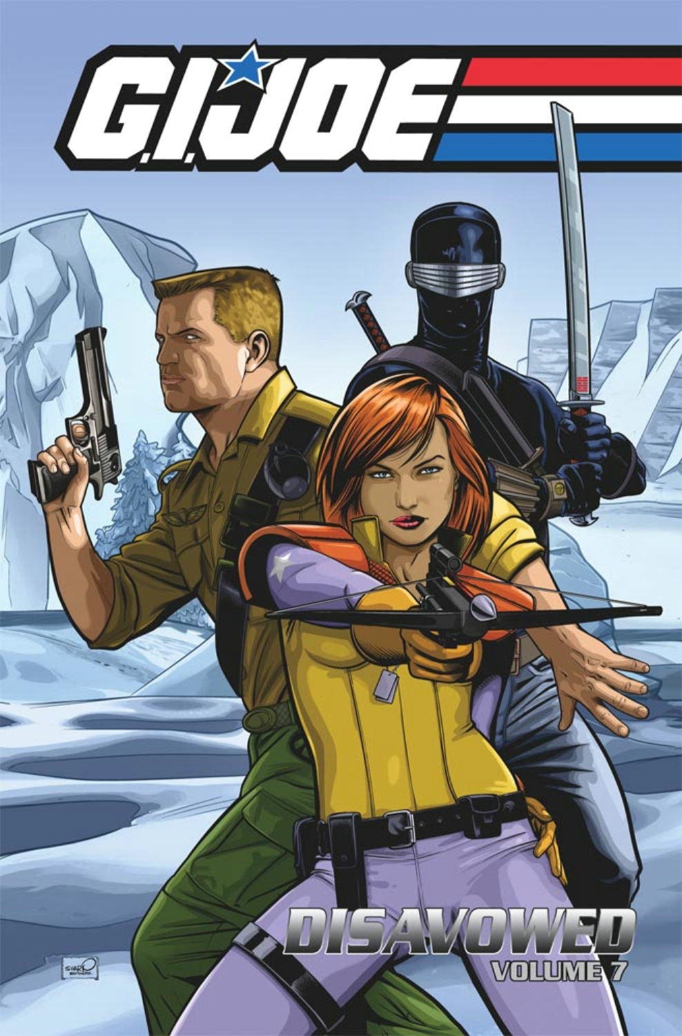 Read Online G.I. JOE: Disavowed Volume 7 pdf