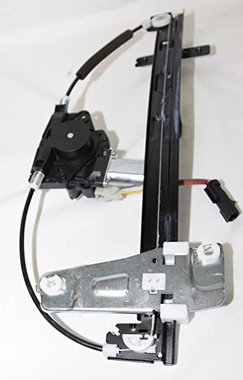 New Jeep Grand Cherokee Front Left Driver Side Power Window Regulator With Motor