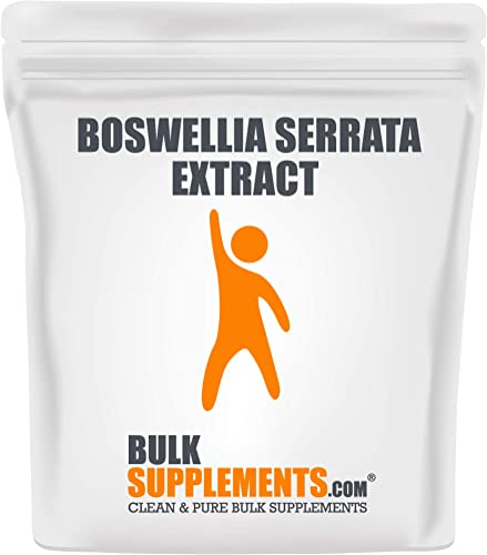 Bulksupplements Boswellia Serrata Extract Powder 500 Grams