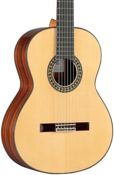Alhambra 5 FP Flamenco Guitarra Acústica: Amazon.es: Instrumentos ...