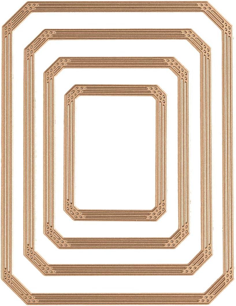 Spellbinders Glimmer Hot Foil Plate Multi 7 x 8,4 cm