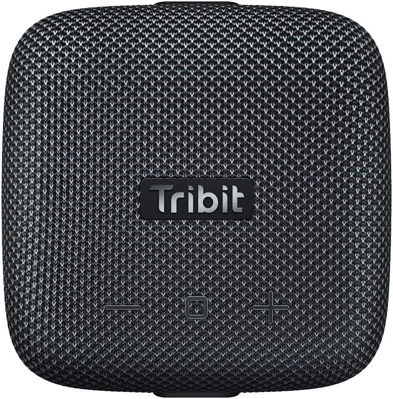 Tribit StormBox Micro Altavoz Bluetooth. Altavoz portátil Impermeable IP67 y a Prueba de Polvo. Ideal para Bicicletas, con un Sonido Envolvente y Potente, Alcance Bluetooth de 30 Metros