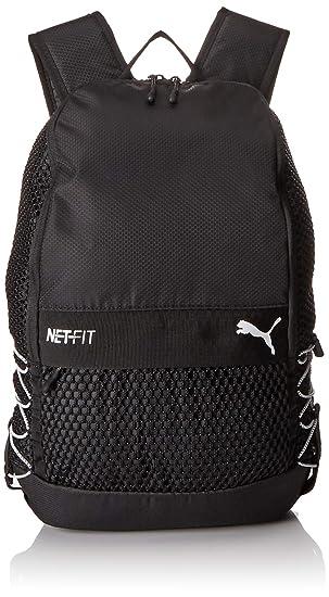 Puma Backpack Netfit Mochila, PUMA Black, OSFA: Amazon.es: Deportes y aire libre