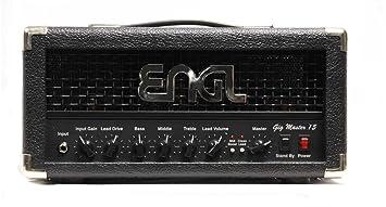 ENGL Gigmaster Head E315 - Amplificador para guitarra eléctrica (15 W)