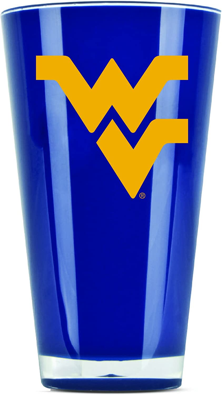 NCAA West Virginia Mountaineers 20oz Insulated Acrylic Tumbler