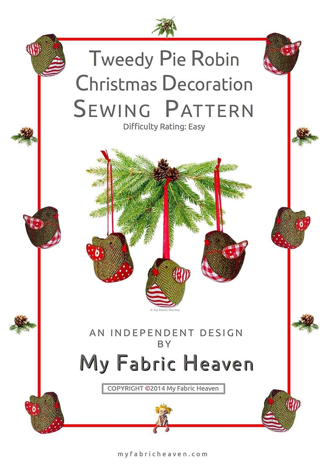 3 X Sewing PATTERNS Independent Design. 6\