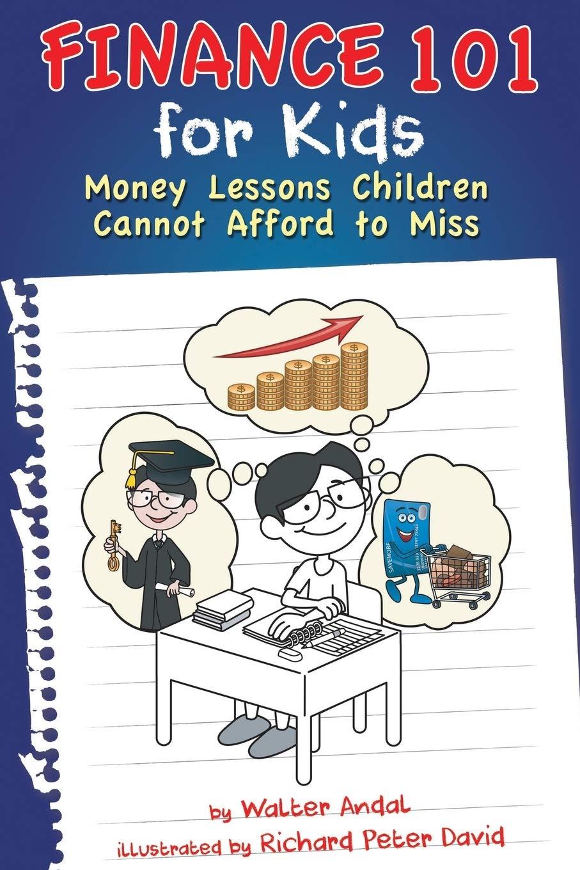 Bok om aktier för barn