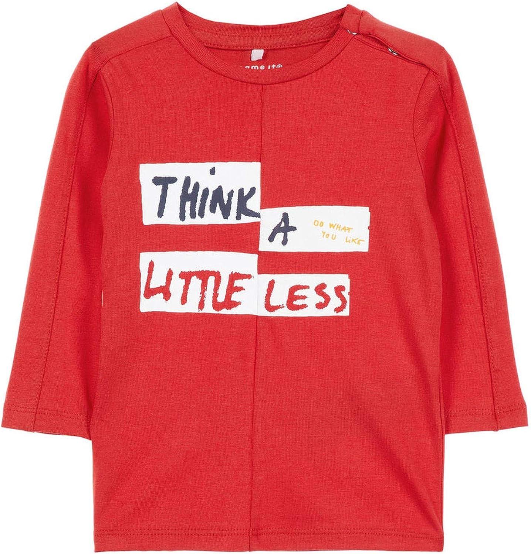 Camiseta Manga Larga de beb/é ni/ña