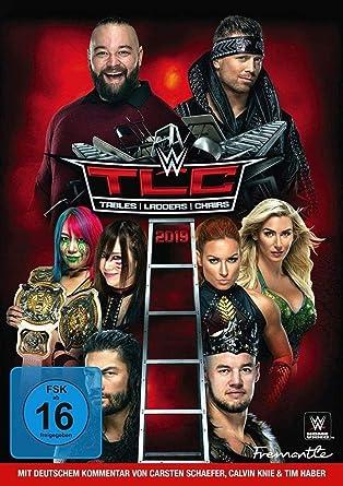 WWE - TLC 2019 - Tables/Ladders/Chairs 2019 Alemania DVD: Amazon.es: Wwe: Cine y Series TV