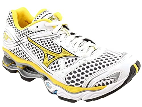 outlet store 35de3 29426 Women s Mizuno Wave Creation 13 Running Shoes White Gold 410455.0034 (6)   Amazon.ca  Shoes   Handbags