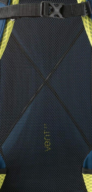 tama/ño 20 Mochila de Senderismo Unisex McKINLEY Falcon Vt 20 II Color Azul//Verde Lima