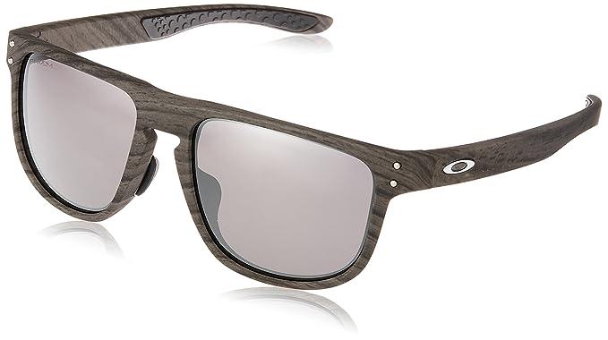 ab35e53d81 1 e9148 abb67  discount oakley mens holbrook r a non polarized iridium  square sunglasses woodgrain 134c7 973a9