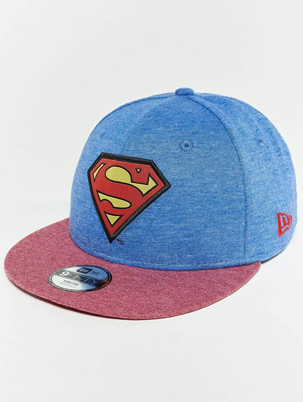 New Era Era Era - Superman - Dc Comics 9fifty Snapback - Character Jersey - Blue 80635963